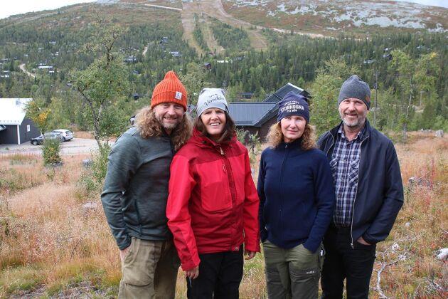 Nya ägare av skofabriken heter Magnus och Heléne Trense samt Katarina och Håkan Bergqvist.