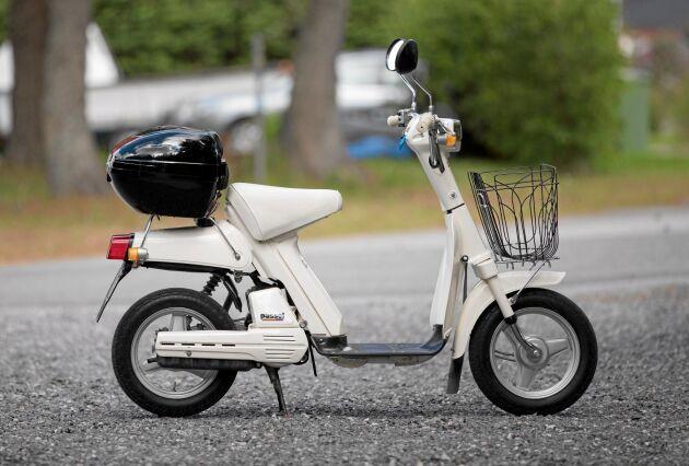 Yamaha Passol -77