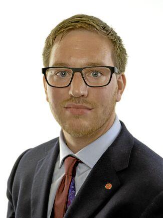 Håkan Svenneling, Vänsterpartiet.