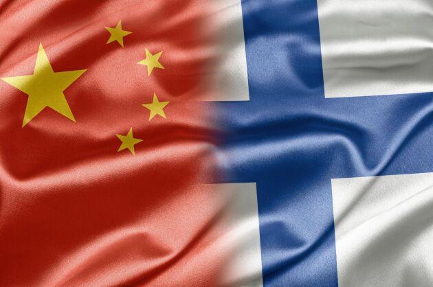 Finska Valio gör entré på kinesisk marknad.