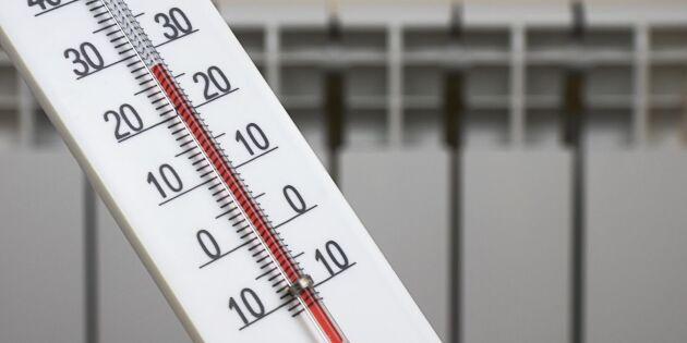 Sömnexperten: Exakt så varmt ska du ha i ditt sovrum