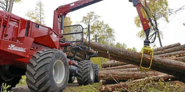 Självstyrande skogsmaskiner nästa satsning
