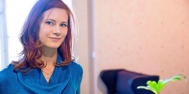 """Rebecka Le Moine: """"Vill vara blåslampa i skogspolitiken"""""""