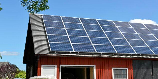 Ikeas försäljning av solceller i gång