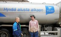 Finska konsumenter vill betala mer för mjölken