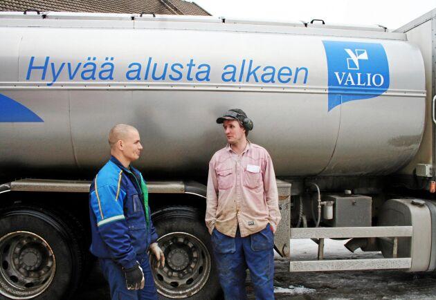 ARKIVBILD. Finska mjölkbönder bör få mer betalt för mjölken, anser ett konsumentuppror.