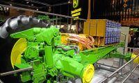 Eltraktorn - ett räkneexempel