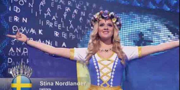 Skönhetsdrottningens Youtube-succé – som svensklärare