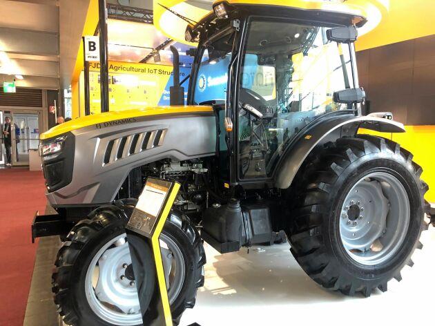 Svenska Sveaverken ägs numera av kinesiska FJ Dynamics, som har utvecklat en egen autonom traktor.