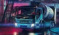 Då kommer Volvos el-lastbil ut på vägarna