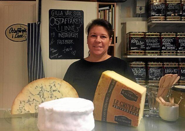Linn Hellström tipsar om ostar som är bra inkörsportar till olika smaker.