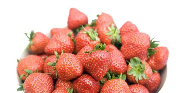 10 saker du inte visste om jordgubbar