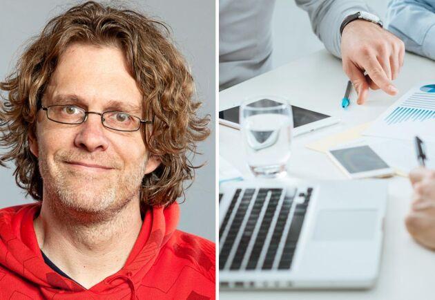Professor Olof Johansson Stenman på Handelshögskolan i Göteborg.