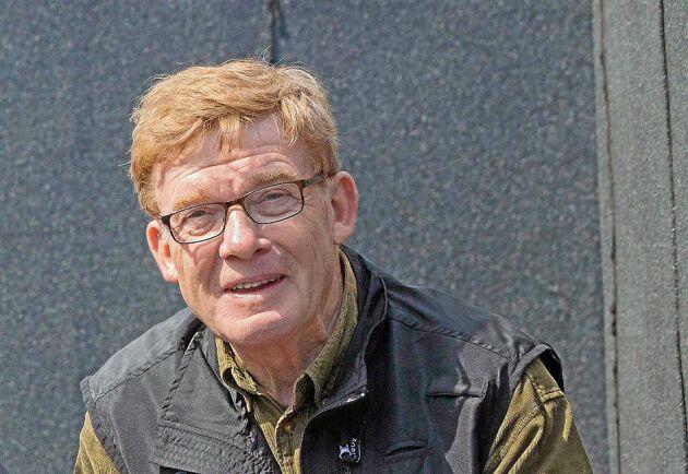 Thomas Norell, ordförande i Harpsundsnämnden.