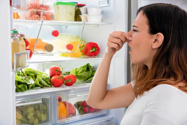 Luktar det illa i kylskåpet? Fixa det med ett riktigt husmorsknep!