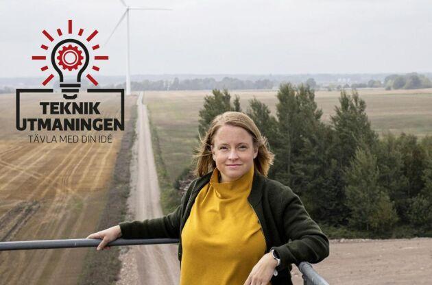 Anna Nilsson, Land Lantbruks och Skogsbruks chefredaktör.