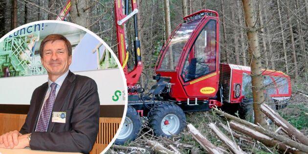 Södra satsar på forskning inom skogsteknik
