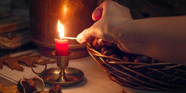 Viktigt i advent – säkerhetstips för levande ljus