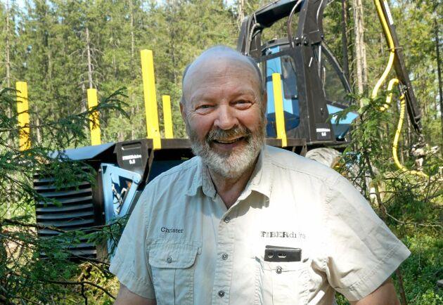 Christer Lennartsson, uppfinnare.