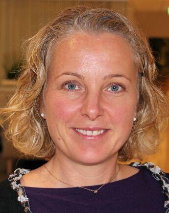 Sara Kvarfordh, kommunikationsansvarig Stora Enso Sverige.