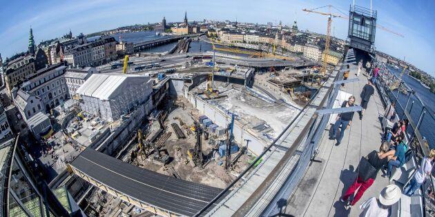 Stockholms stad vann Slussenmålet