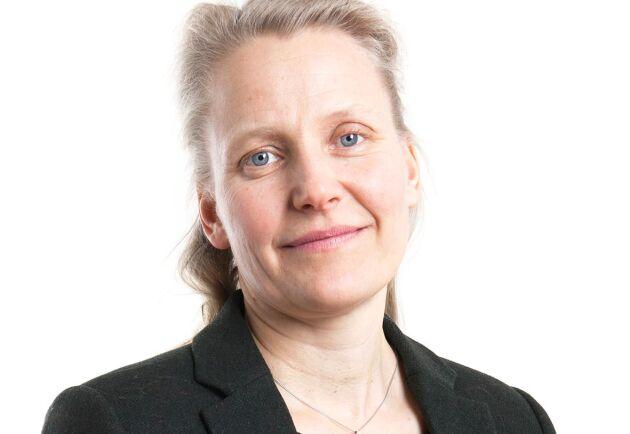 Anna Jansson, professor vid Institutionen för anatomi, fysiologi och biokemi, SLU.
