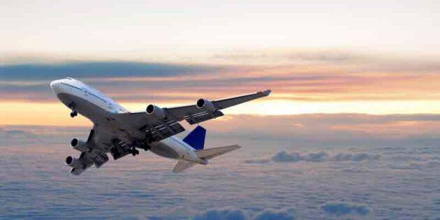 """Kritikstorm från norr: """"En katastrof att beskatta flyget"""""""