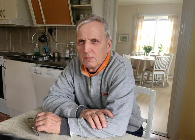 Åke Karlsson vill inte vara med i SLU:s projekt om kulavlivning i hagen. Orsaken:Djuren ska gå direkt till destruktion efter att de avlivats.