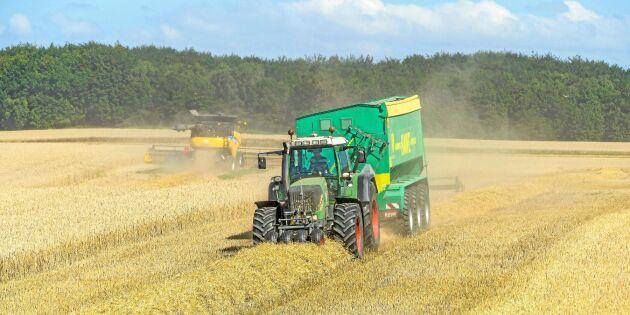 Lantbrukare - kanske världens bästa jobb