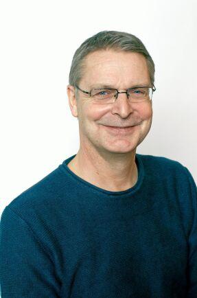 Hans-Ulrich Kalnins, expert på skogsbruksplaner på Skogsstyrelsen.