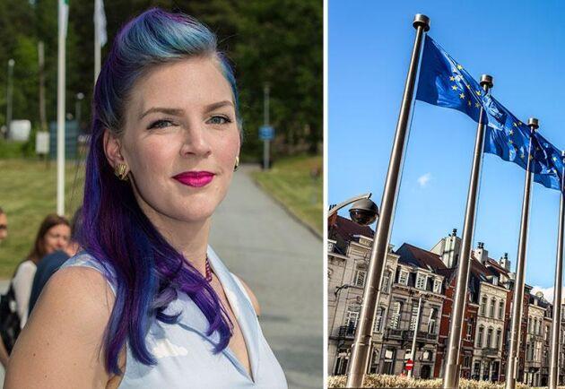 Emilia Astrenius Widerström, ordförande LRF Ungdomen.