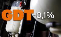 Svagt nedåt för Global Dairy Trade