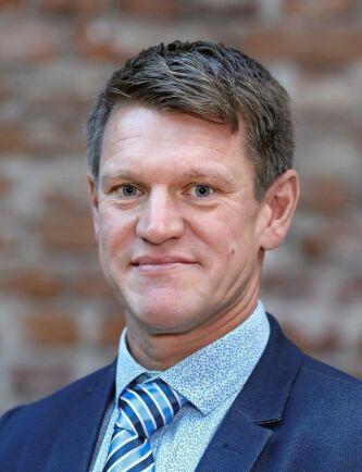 Rikard Engström, VD för Svensk Sjöfart, är oroad över importläget.