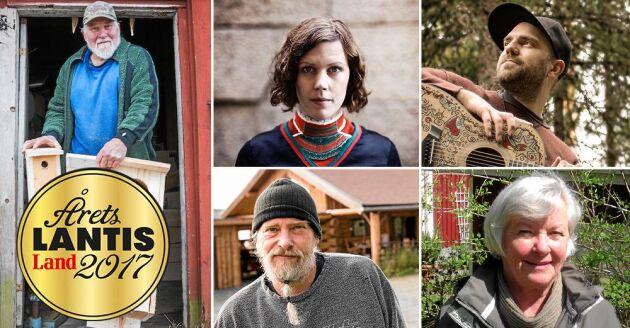 Landsbygdshjältar! Tack vare ett flitigt och outtröttligt engagemang från engagerade personer land och rike runt, har attraktionskraften och den lokala gemenskapen på den svenska landsbygden stärkts ännu lite mer under 2017.