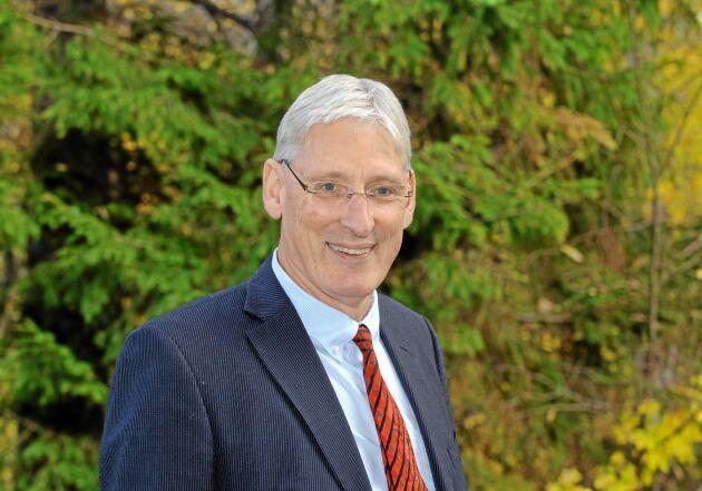 Sture Karlsson, VD för Mellanskog.