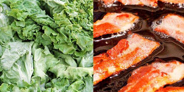 Nya miljölarmet: Se upp med salladsdieten – värre än bacon