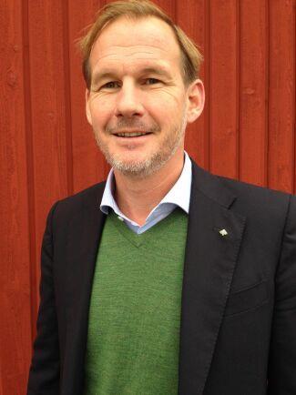 Carl Aschan, regionchef på LRF i Mälardalen.