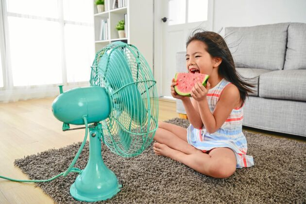 Det är inte luftkonditionering (AC) och fläktarna som gör dig förkyld,