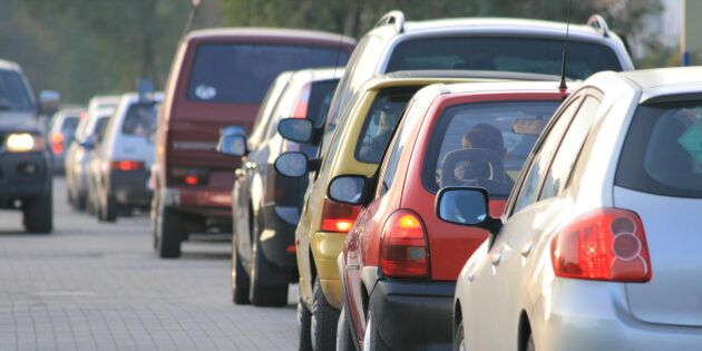 Danmark tar krafttag mot fossildrivna bilar
