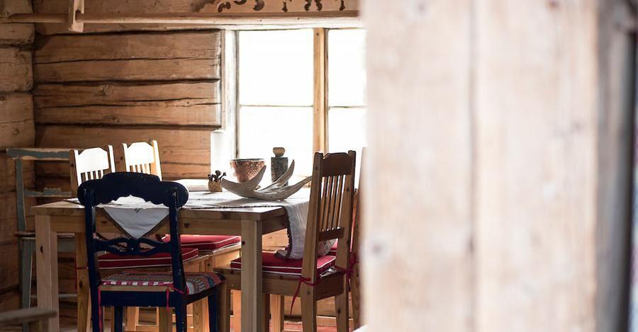Berit Henriksson, Rönngården, Lit, skogens skafferi