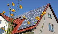 """""""Söderläge inget krav för solceller - öst och väst kan vara bättre"""""""
