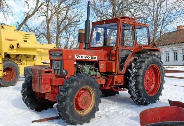 Vilken traktormodell är den sämsta genom tiderna? Det har en grupp på Facebook diskuterat. Volvo BM 814 kommer inte undan kritik för en ålderdomlig konstruktion.
