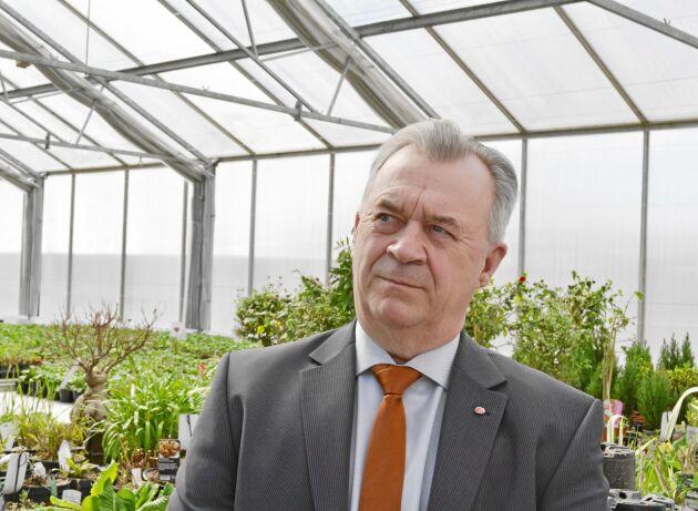 Landsbygdsminister Sven-Erik Bucht (S) välkomnar förslaget om att medlemsländerna ska få mer makt över hur stöden fördelas och utformas.