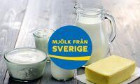 Nytt märke lyfter svensk mjölk