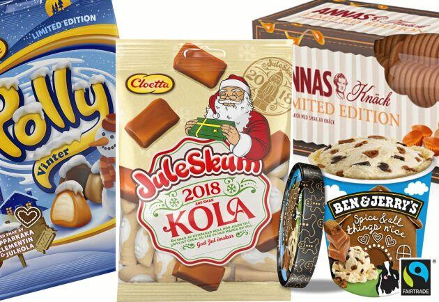 Lista Mat Och Godis Med Julsmak 2018 Nyheter Land Land