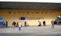 EU-kommissionen blåser eld upphör i klonkriget