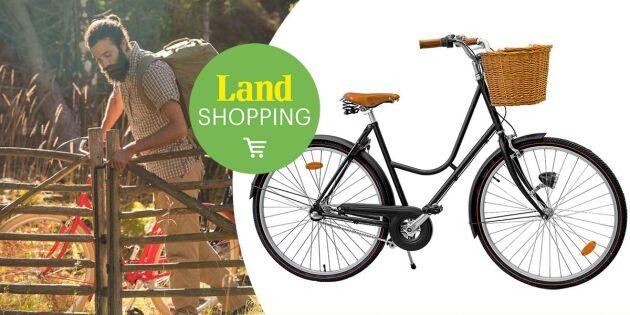 Vårens bästa erbjudande! Köp Stålhästen och cykla dig stark och glad