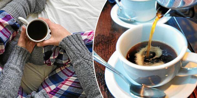 Svensk forskning: Kaffet som skyddar mot diabetes typ 2