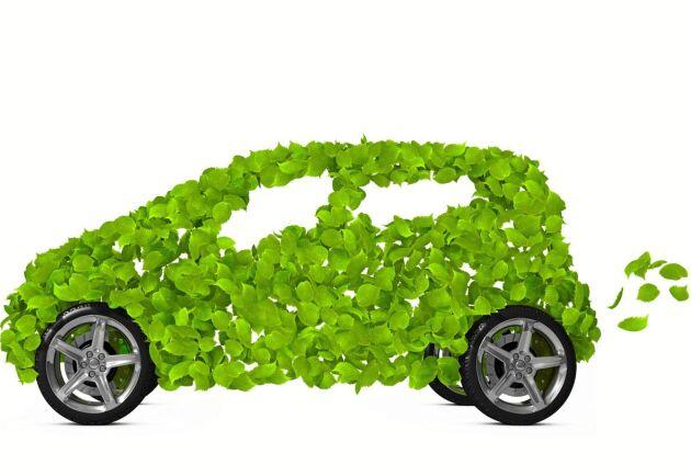Gröna bilar med minsta klimateffekt – nu finns årets lista!