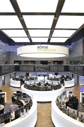 Frankfurtbörsen, arkivbild.